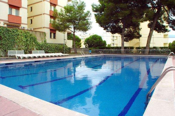 Ohtels Apartamentos Villadorada - фото 21