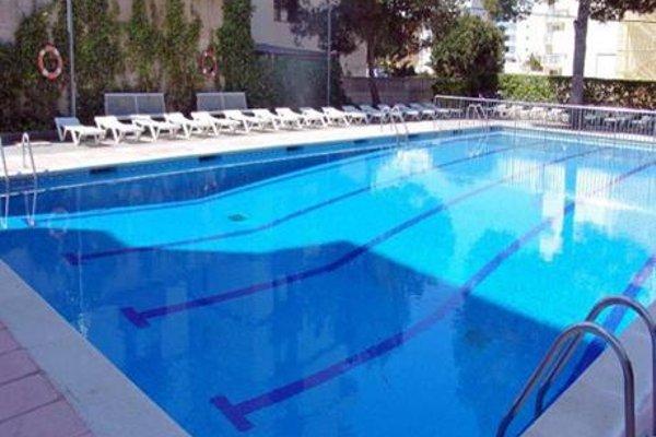 Ohtels Apartamentos Villadorada - фото 22