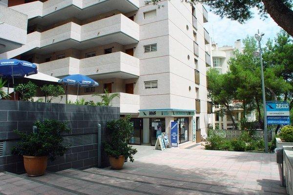 Ohtels Apartamentos Villadorada - фото 23