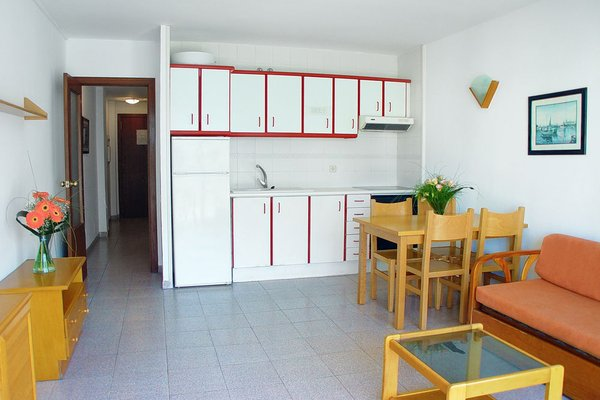 Ohtels Apartamentos Villadorada - фото 7