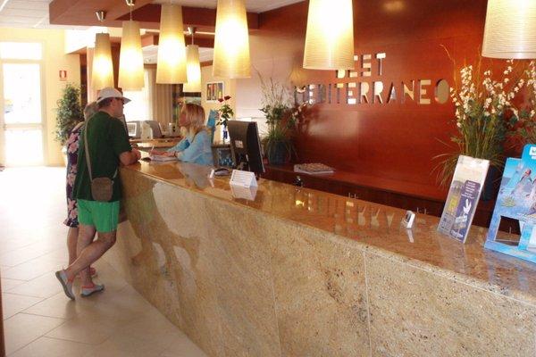 Hotel Best Mediterraneo - фото 14