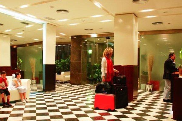 Отель Regente Aragón - фото 13