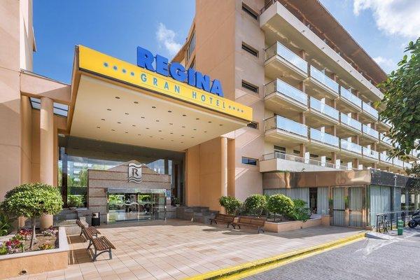 4R Regina Gran Hotel - фото 23