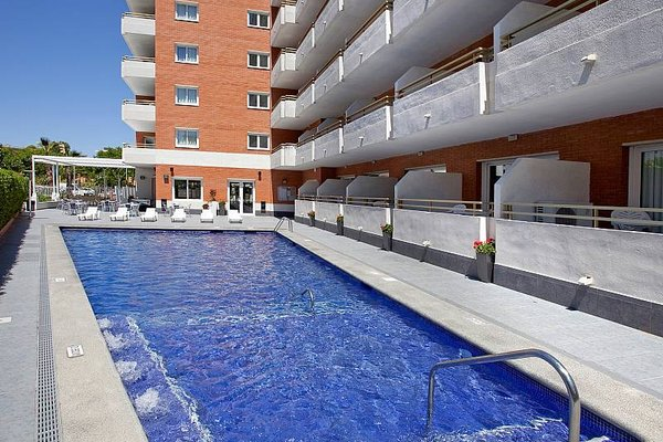 Les Dalies Apartamentos - фото 17