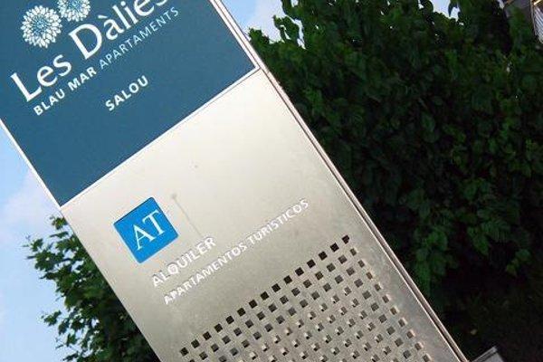 Les Dalies Apartamentos - фото 18