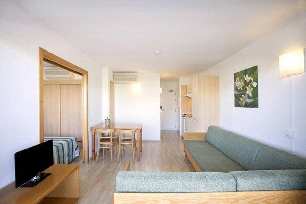 Les Dalies Apartamentos - фото 6