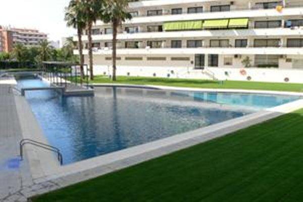 Apartamentos Riviera Arysal (ех. Complejo Riviera) - фото 19