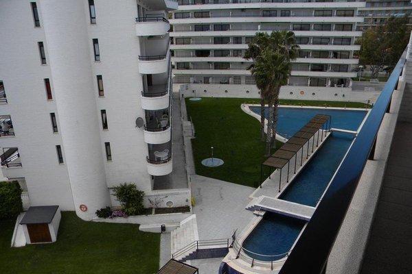 Apartamentos Riviera Arysal (ех. Complejo Riviera) - фото 22