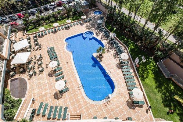Hotel California Palace - фото 19