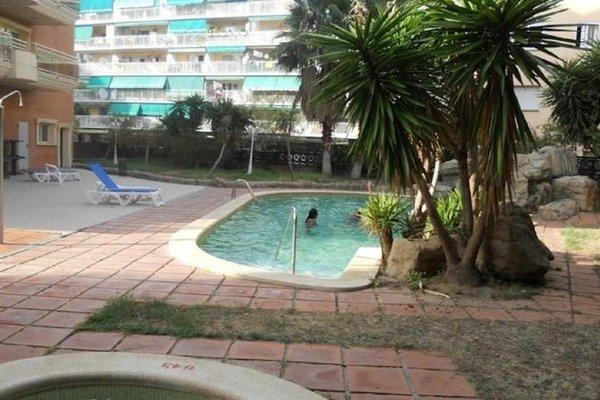 Apartamentos Palas Salou - фото 18