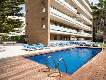 Апартаменты Apartamentos Salou Center
