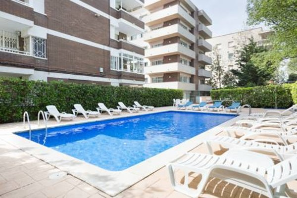 Apartamentos Salou Mediterrani - фото 19