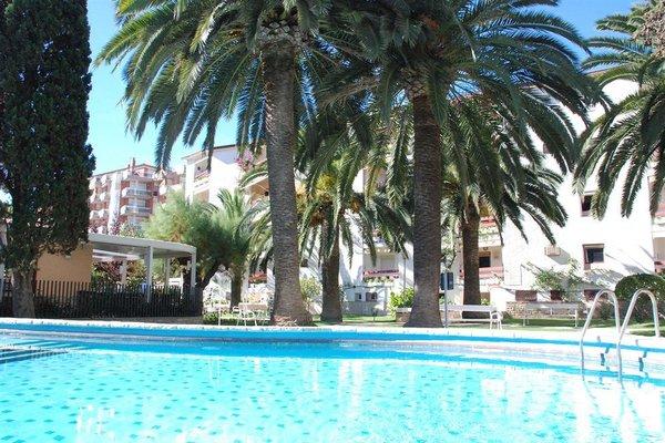 Apartamentos Corcega - фото 20