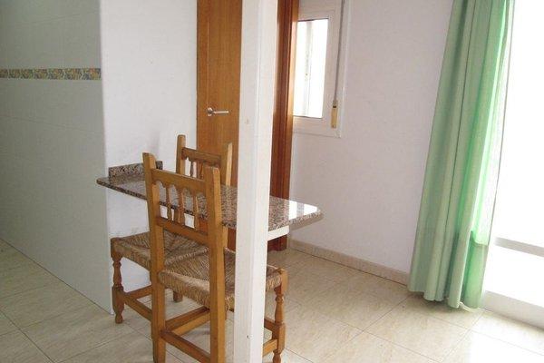 Apartamentos Corcega - фото 9
