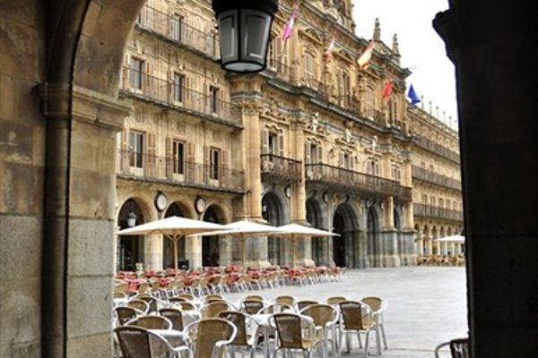 Catalonia Plaza Mayor Salamanca - 19