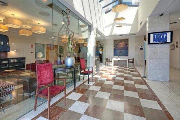 Tryp Salamanca Montalvo Hotel - фото 12
