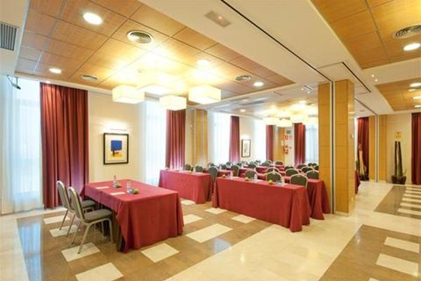 Tryp Salamanca Montalvo Hotel - фото 16