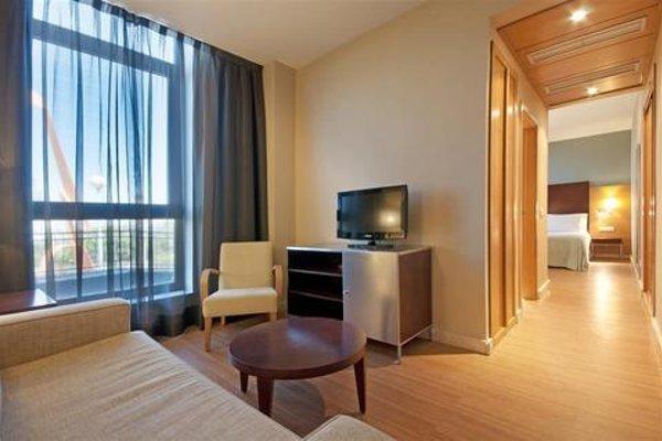 Tryp Salamanca Montalvo Hotel - фото 3
