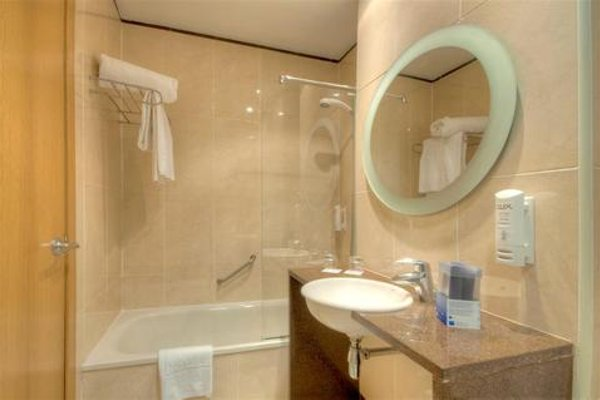 Tryp Salamanca Montalvo Hotel - фото 8
