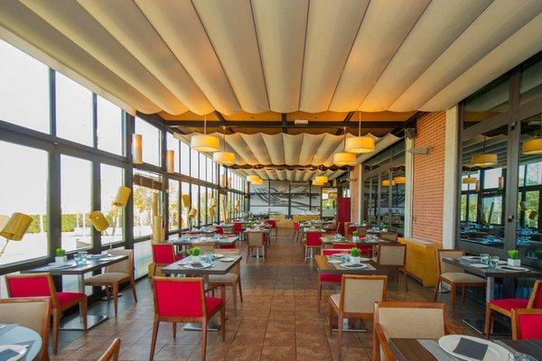Tryp Salamanca Montalvo Hotel - фото 9