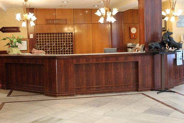 Hotel Monterrey - фото 18