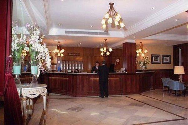 Hotel Monterrey - фото 19