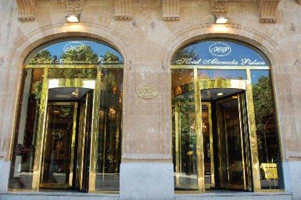 Hotel Alameda Palace - 20