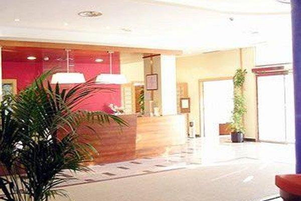Hotel Ibb Recoletos Coco Salamanca - фото 15