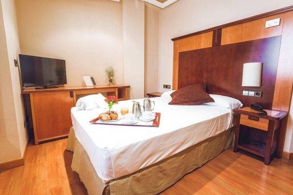 Hotel Ibb Recoletos Coco Salamanca - фото 4