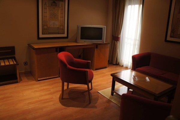 Hotel Ibb Recoletos Coco Salamanca - фото 6