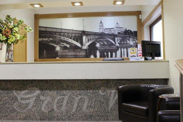 Hotel Residencia Gran Via - фото 19