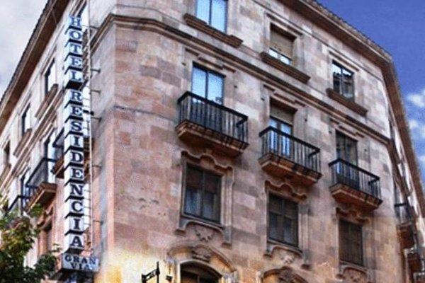 Hotel Residencia Gran Via - фото 23