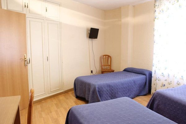 Hotel Residencia Gran Via - фото 8