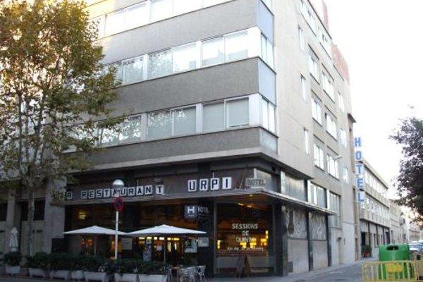 Hotel Urpi - фото 22