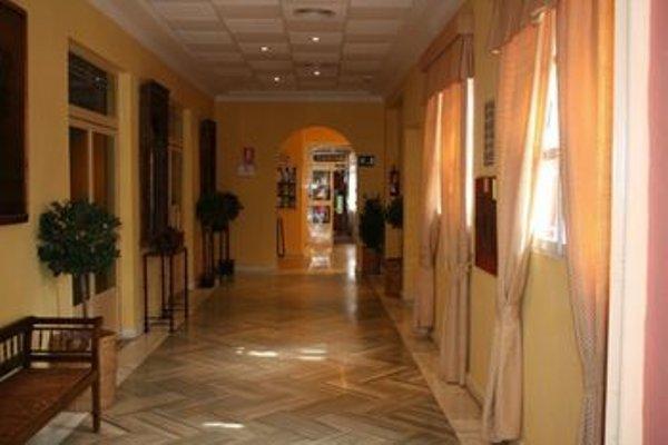Отель El Mirador De Rute - фото 13