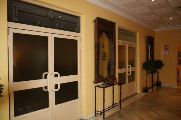 Отель El Mirador De Rute - фото 14