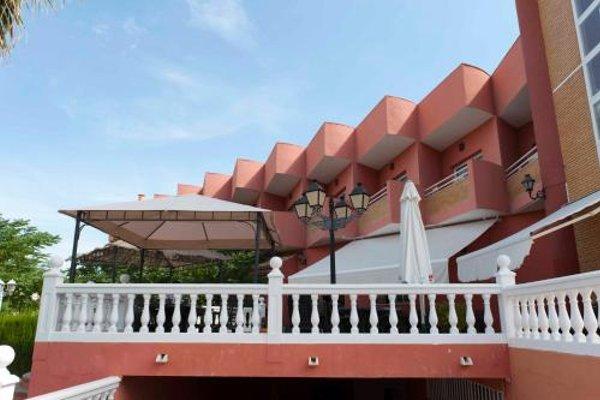 Отель El Mirador De Rute - фото 22