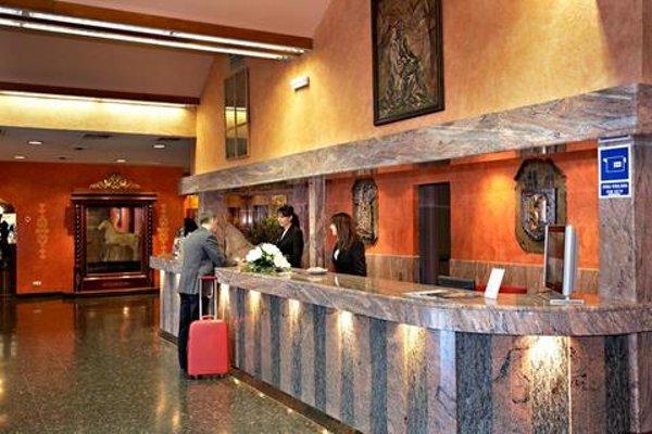 Sercotel Hotel Ciudad de Burgos - фото 15