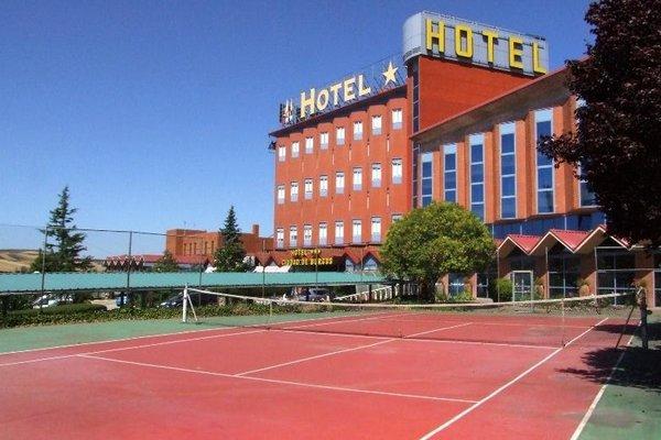 Sercotel Hotel Ciudad de Burgos - фото 21