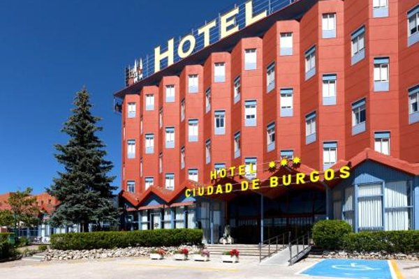 Sercotel Hotel Ciudad de Burgos - фото 22