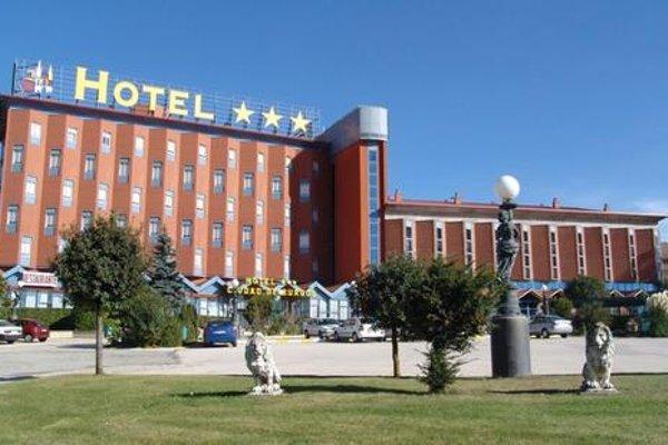 Sercotel Hotel Ciudad de Burgos - фото 23