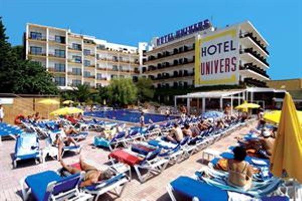 Hotel Univers - фото 16