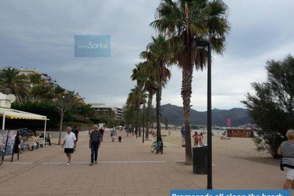 InmoSantos Apartamentos Daniel - фото 15