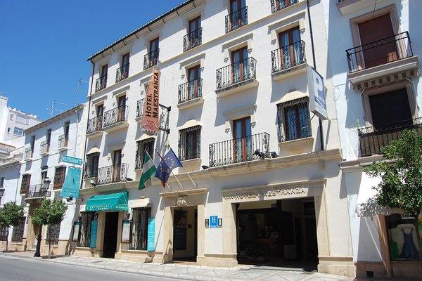 Hotel Maestranza - фото 22