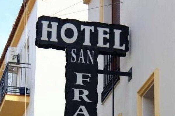 Hotel San Francisco - фото 21