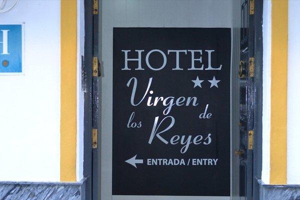 Hotel Virgen de los Reyes - фото 16