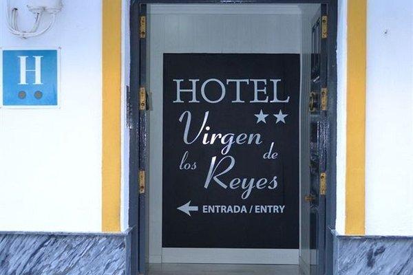 Hotel Virgen de los Reyes - фото 17