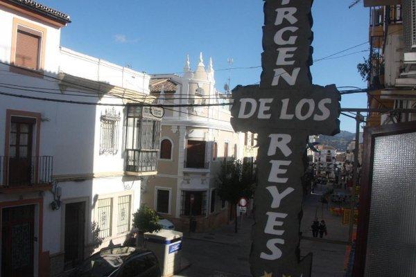 Hotel Virgen de los Reyes - фото 18