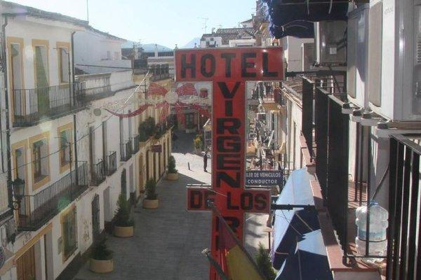 Hotel Virgen de los Reyes - фото 19