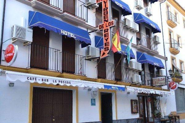 Hotel Virgen de los Reyes - фото 20